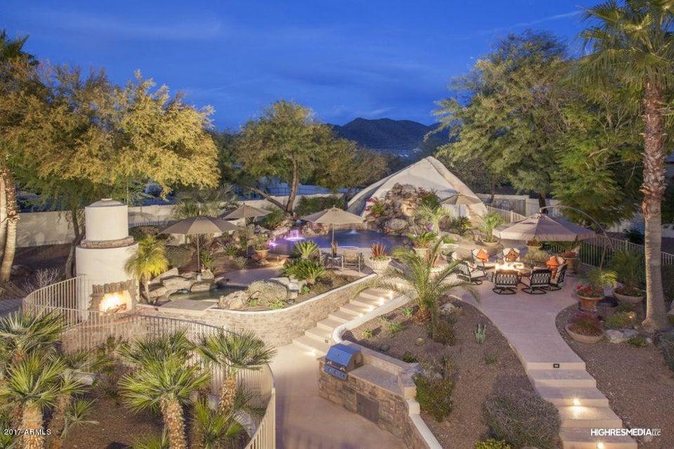 10656 E SUNNYSIDE Drive, Scottsdale AZ 85259