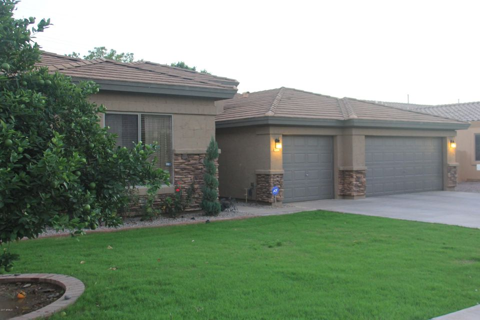 Photo of home for sale at 4661 DECATUR Street E, Mesa AZ