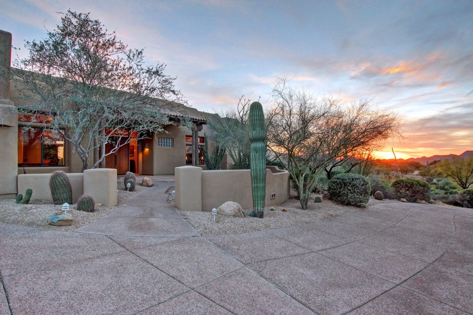 7579 E TRANQUIL Place Carefree, AZ 85377 - MLS #: 5677910