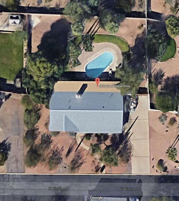 5626 E WILSHIRE Drive Scottsdale, AZ 85257 - MLS #: 5677931