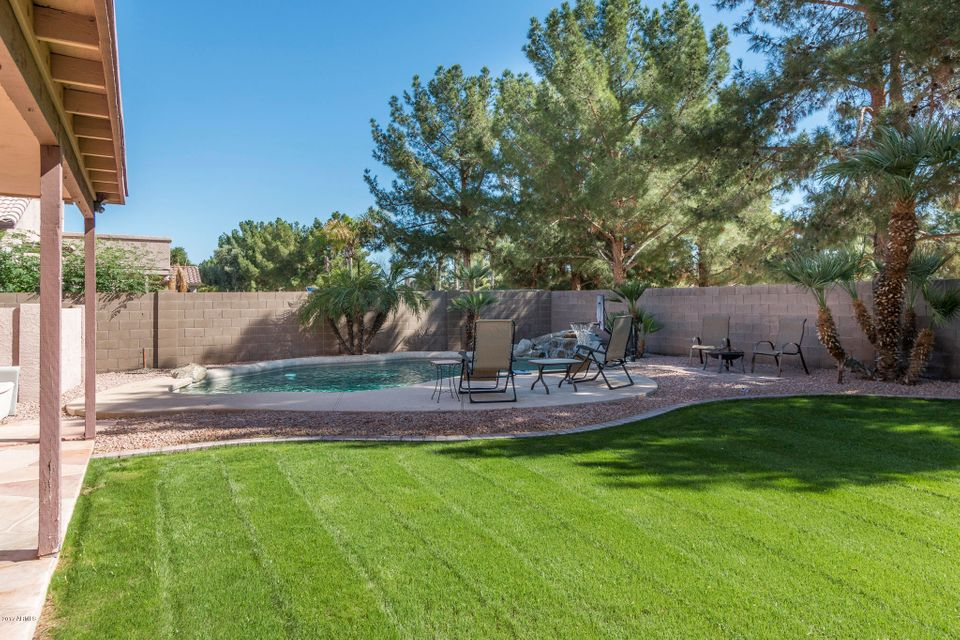 1313 S QUAIL Lane Gilbert, AZ 85233 - MLS #: 5678109