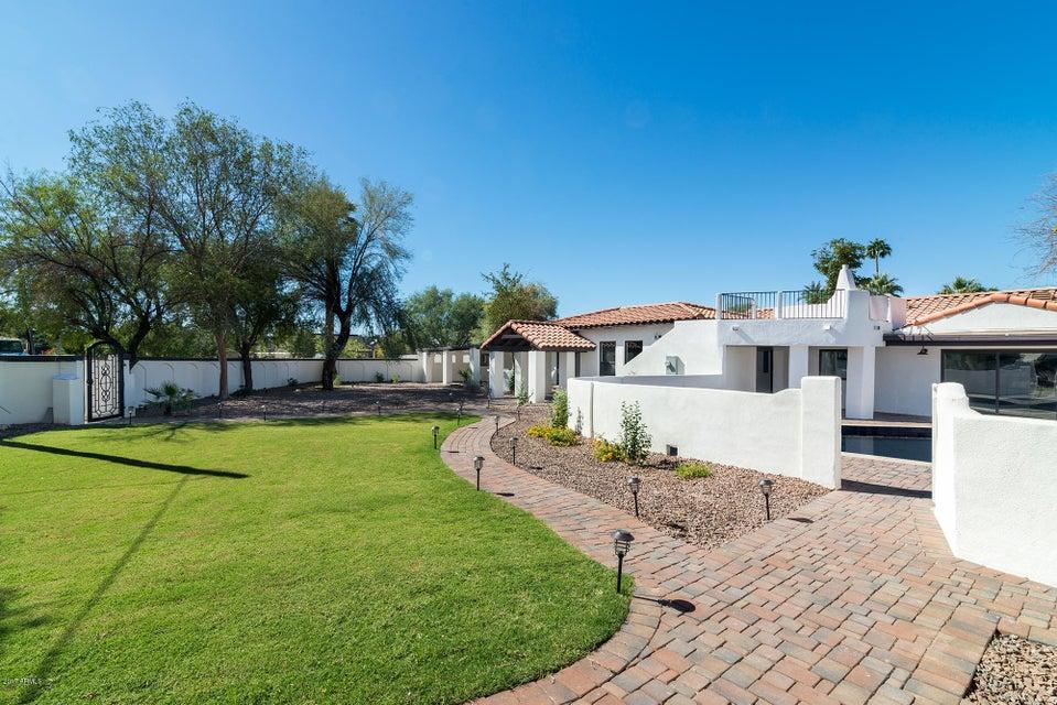 3402 N VALENCIA Lane Phoenix, AZ 85018 - MLS #: 5701079