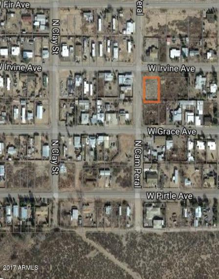 637 W IRVINE Avenue Pirtleville, AZ 85626 - MLS #: 5669671