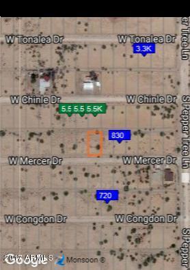 0 W Mercer Drive Casa Grande, AZ 85122 - MLS #: 5678588