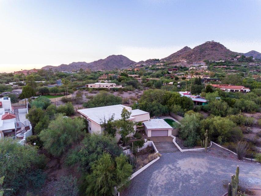 MLS 5672263 6516 N HILLSIDE Drive, Paradise Valley, AZ Paradise Valley AZ Private Pool