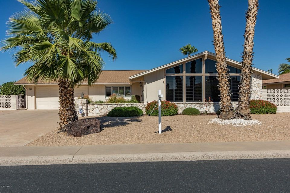 Photo of 13840 N BOLIVAR Drive, Sun City, AZ 85351