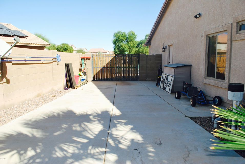 20828 N MADISON Drive Maricopa, AZ 85138 - MLS #: 5680145