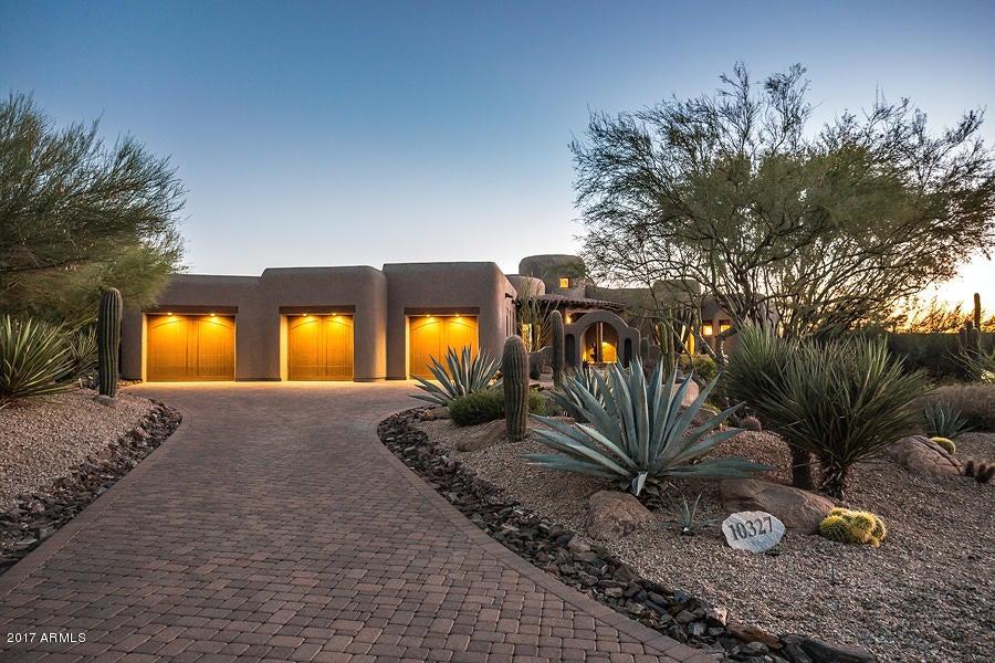 Photo of 10327 E WHITE FEATHER Lane, Scottsdale, AZ 85262