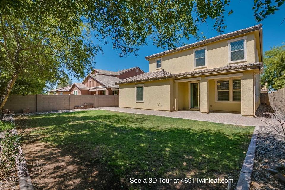 4691 S TWINLEAF Drive Gilbert, AZ 85297 - MLS #: 5627723