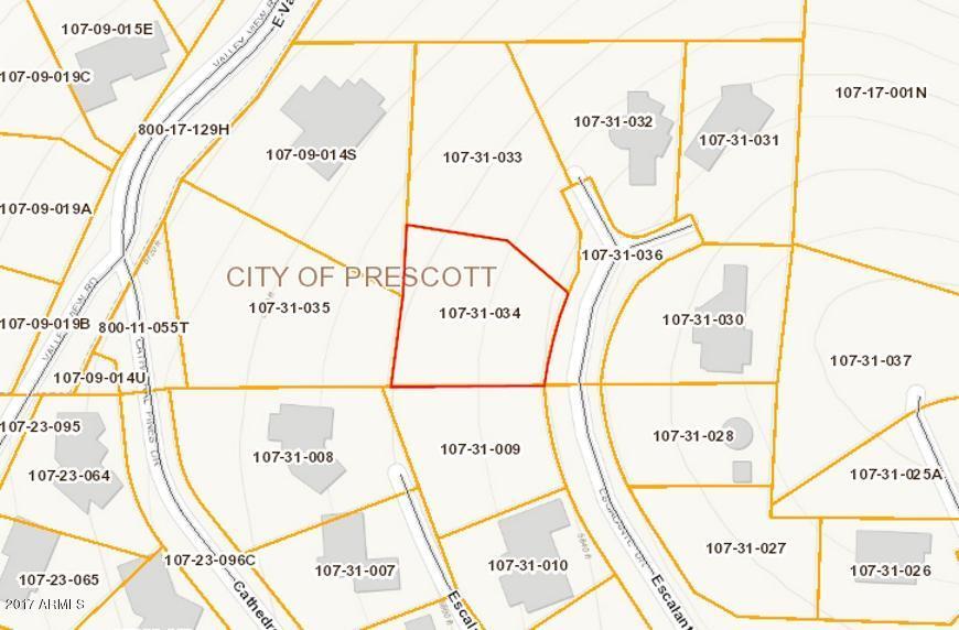 1394 ESCALANTE Drive Prescott, AZ 86303 - MLS #: 5680167