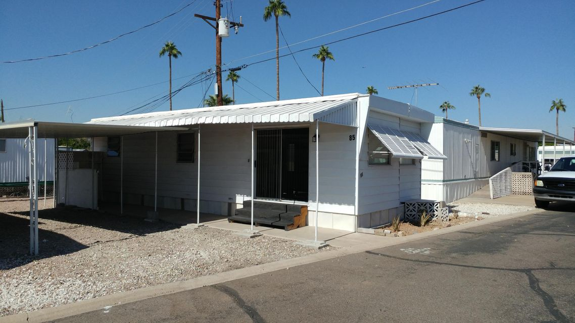 530 S Alma School Road Unit 85 Mesa, AZ 85210 - MLS #: 5680427