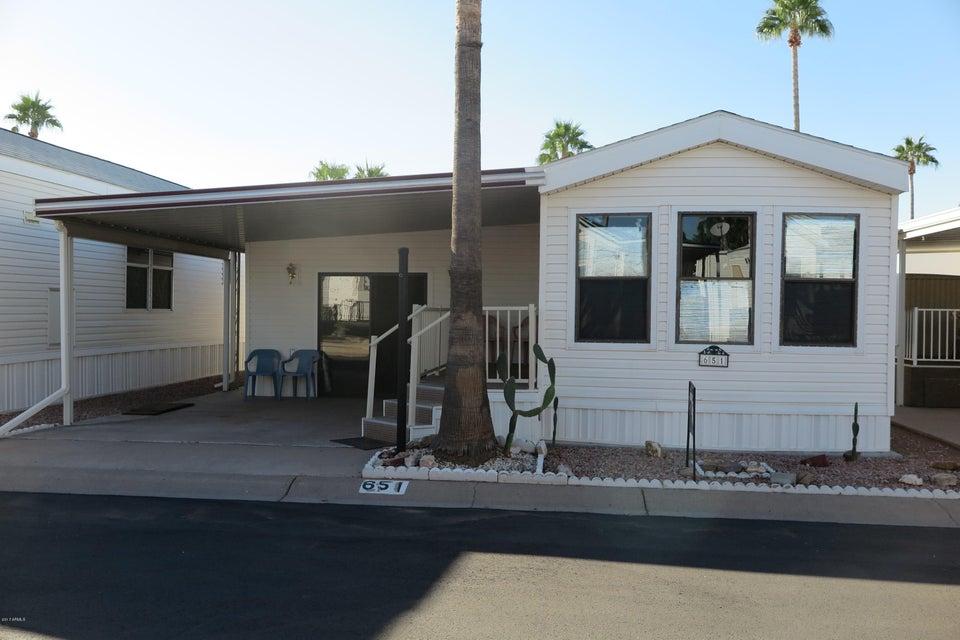 Photo of 3710 S Goldfield Road #651, Apache Junction, AZ 85119