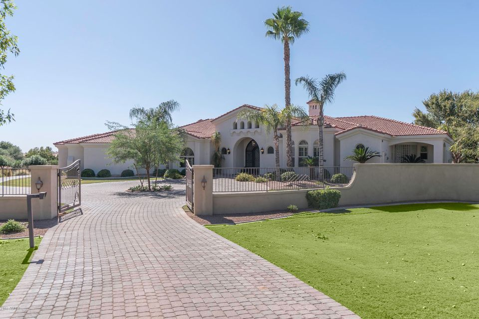Single Family Home for Sale at 7135 E Berneil Drive 7135 E Berneil Drive Paradise Valley, Arizona,85253 United States