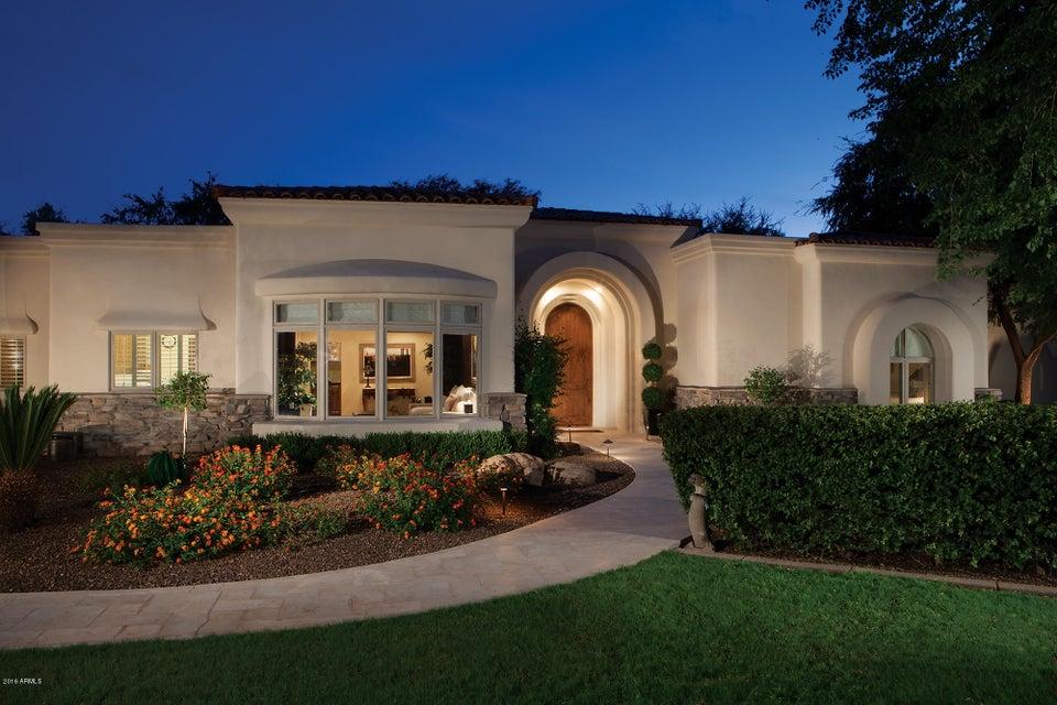 Single Family Home for Sale at 6643 N Kasba Circle 6643 N Kasba Circle Paradise Valley, Arizona,85253 United States