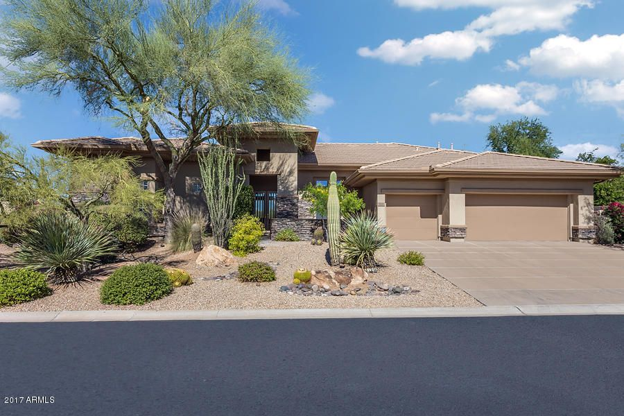 Photo of 7420 E PONTEBELLA Drive, Scottsdale, AZ 85266