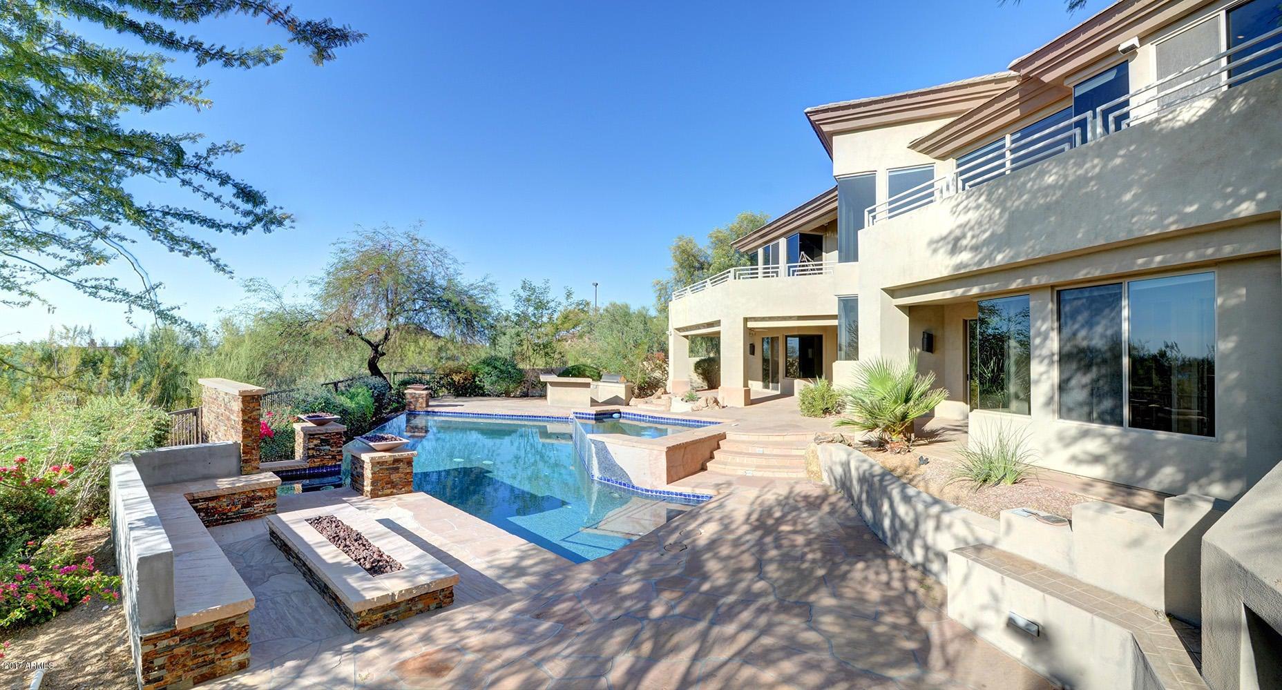 MLS 5680337 13623 E DESERT Trail, Scottsdale, AZ 85259 Scottsdale AZ Scottsdale Mountain