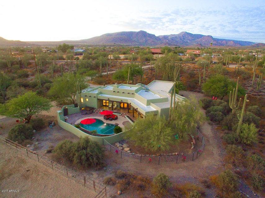 6007 E FLEMING SPRINGS Road Cave Creek, AZ 85331 - MLS #: 5683903