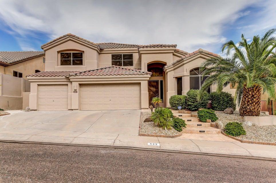Photo of 432 E BROOKWOOD Court, Phoenix, AZ 85048