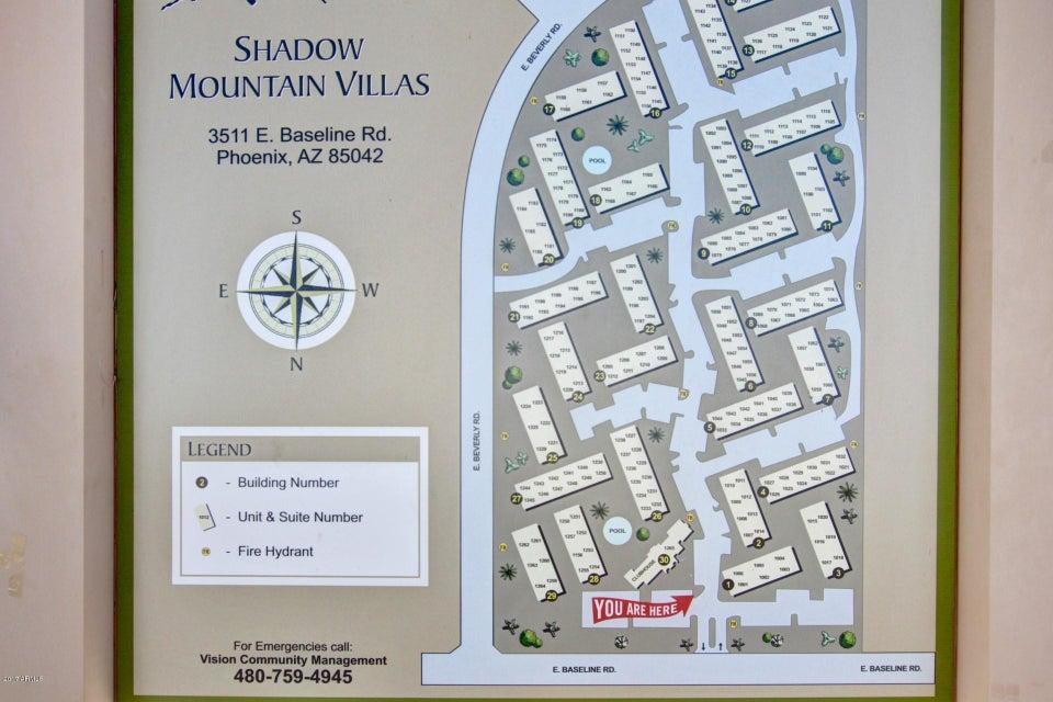 MLS 5685001 3511 E BASELINE Road Unit 1233, Phoenix, AZ Phoenix AZ Scenic