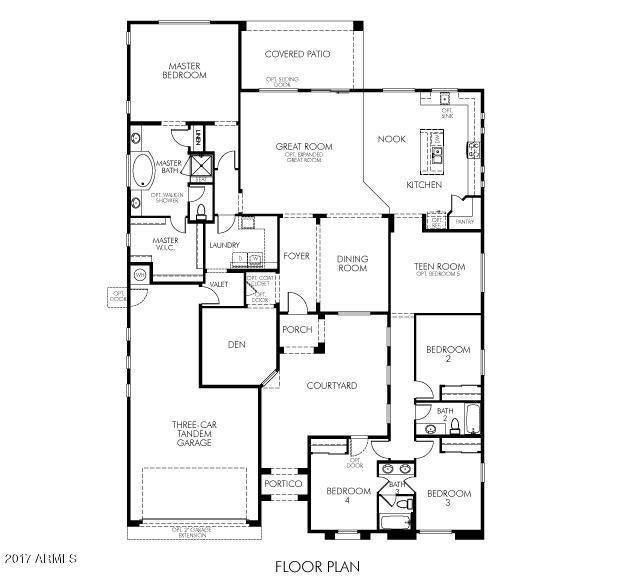 MLS 5684870 850 E HAMPTON Lane, Gilbert, AZ 85295 Gilbert AZ Luxury