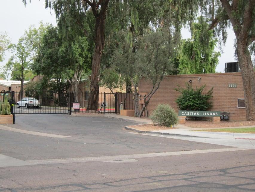 Photo of 4401 E HUBBELL Street #62, Phoenix, AZ 85008