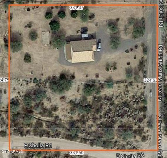 MLS 5685611 7668 N Dead Mans Gulch Road, Florence, AZ Florence Horse Property for Sale