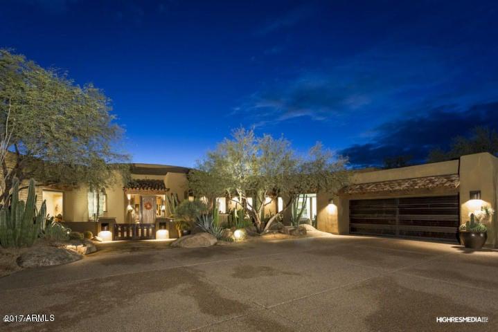Photo of 7469 E ARROYO HONDO Road, Scottsdale, AZ 85266