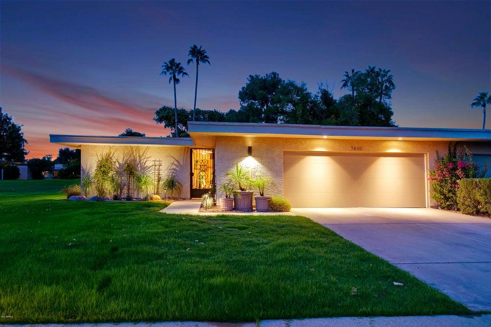Photo of 7610 E GILA BEND Road, Scottsdale, AZ 85258