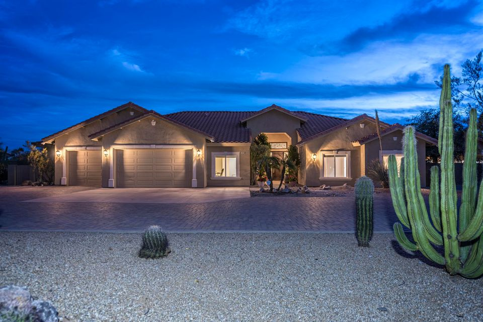 12035 E MOUNTAIN VIEW Road Scottsdale, AZ 85259 - MLS #: 5686248