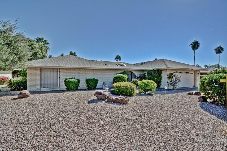 MLS 5686527 18611 N 132ND Avenue, Sun City West, AZ Sun City West AZ Waterfront