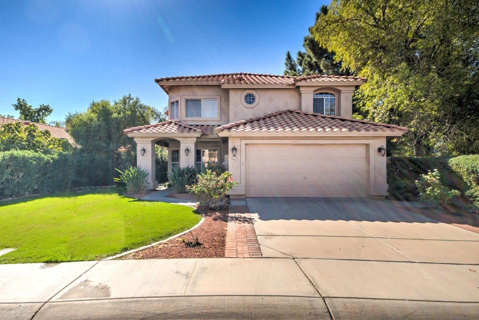 Photo of 1610 S SYCAMORE Place, Chandler, AZ 85286