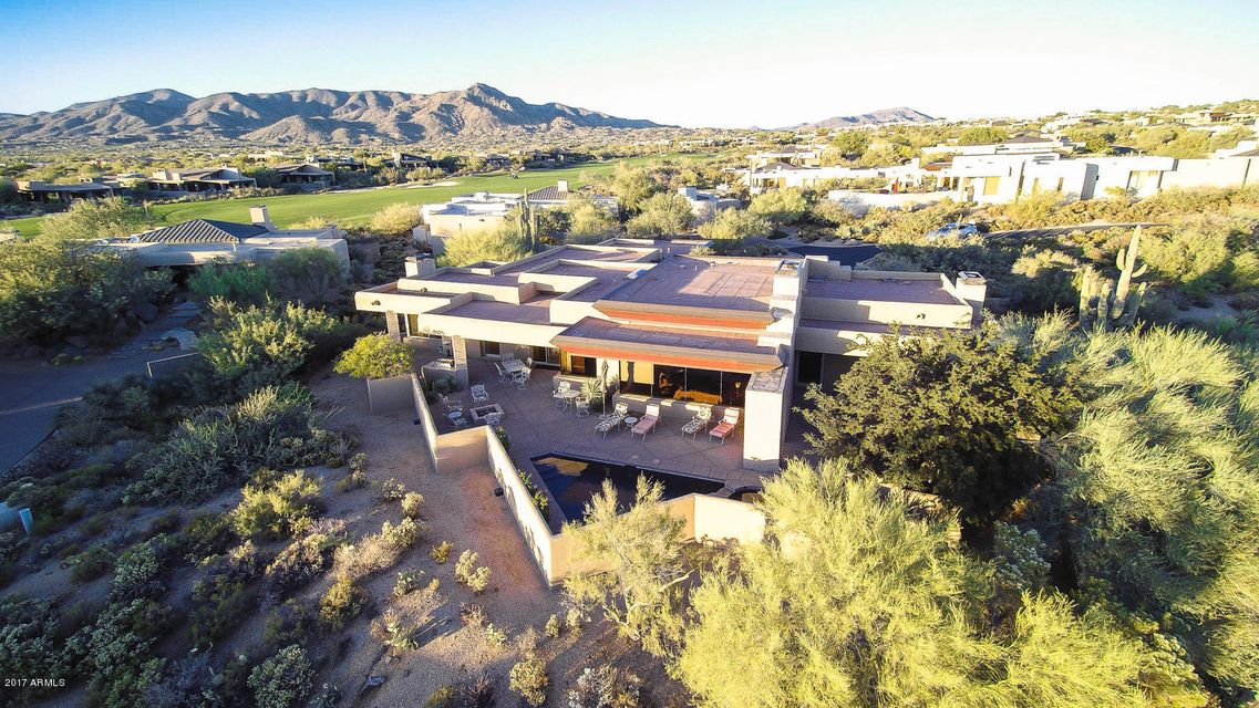 10952 E GRAYTHORN Drive, Desert Mountain, Arizona