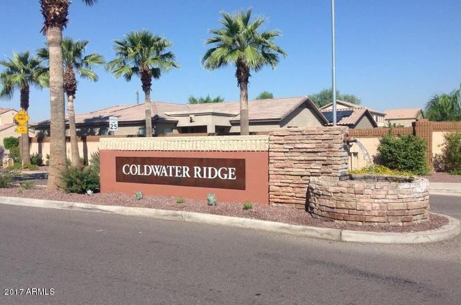 MLS 5687157 11605 W PIMA Street, Avondale, AZ 85323 Avondale AZ Coldwater Ridge
