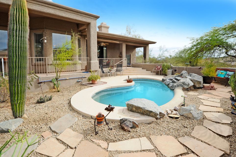 15412 N CABRILLO Drive Fountain Hills, AZ 85268 - MLS #: 5685675