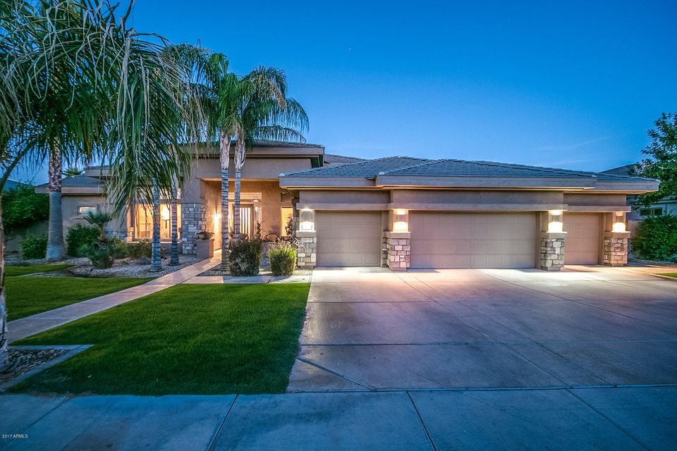 Photo of 4171 S PURPLE SAGE Drive, Chandler, AZ 85248