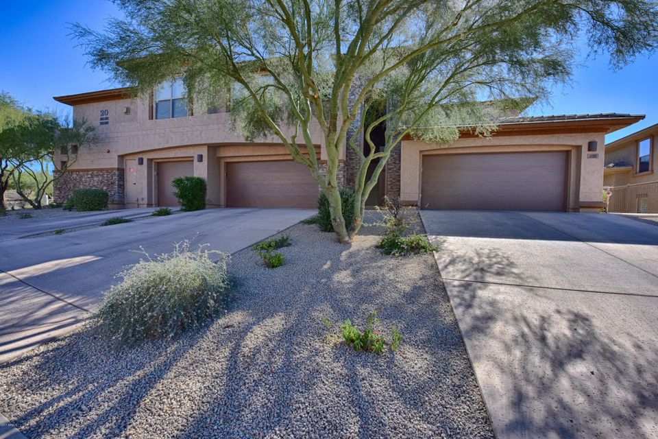 MLS 5688090 10260 E WHITE FEATHER Lane Unit 2058 Building 20, Scottsdale, AZ 85262 Scottsdale AZ Troon North