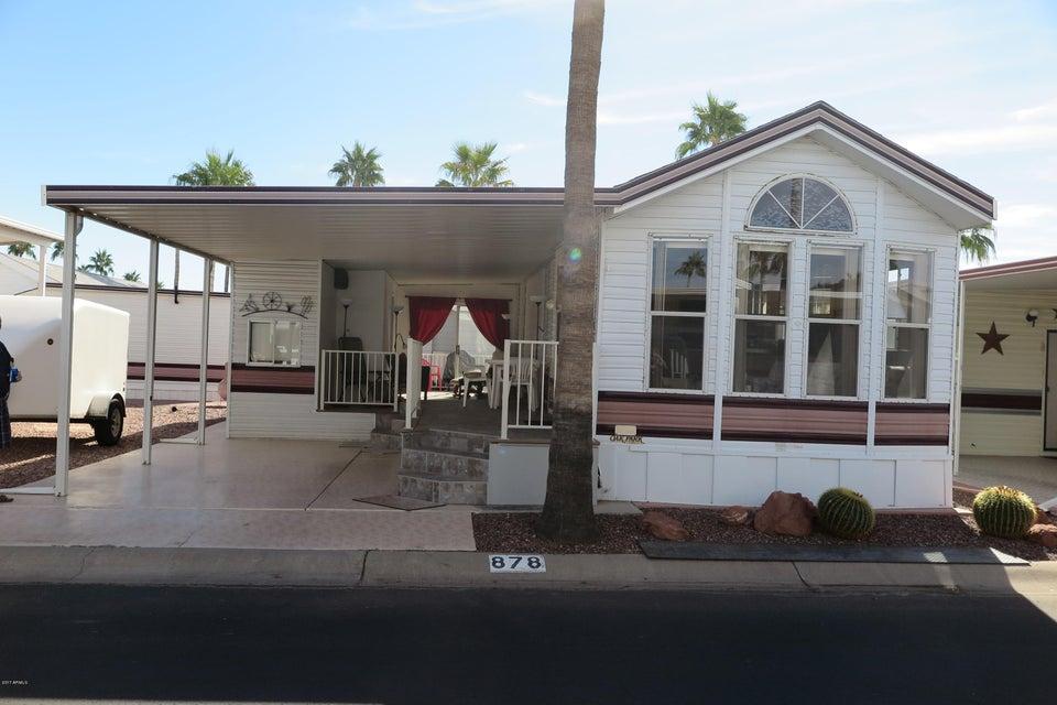 Photo of 3710 S Goldfield Road #878, Apache Junction, AZ 85119