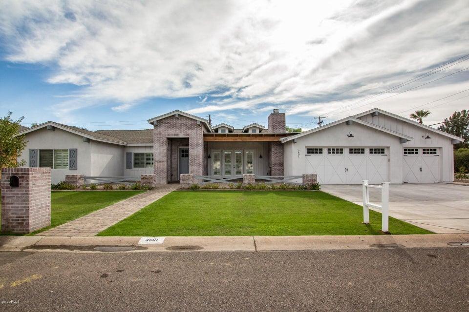 3601 E HAZELWOOD Street, Phoenix AZ 85018