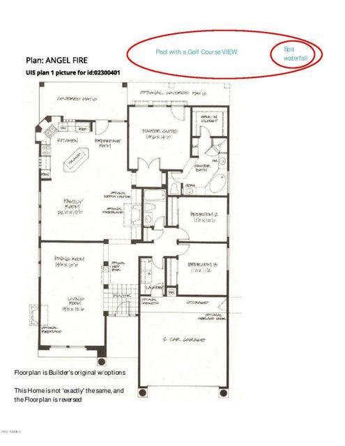 MLS 5652495 6528 E STAR VALLEY Street, Mesa, AZ 85215 Mesa AZ Red Mountain Ranch