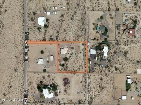 MLS 5690337 9217 N HAZELDINE Road, Casa Grande, AZ 85194 Casa Grande AZ Three Bedroom