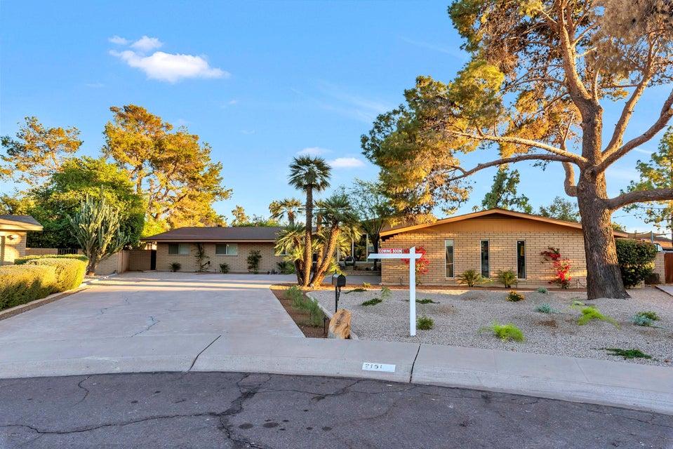 Photo of 2151 E CAIRO Circle, Tempe, AZ 85282