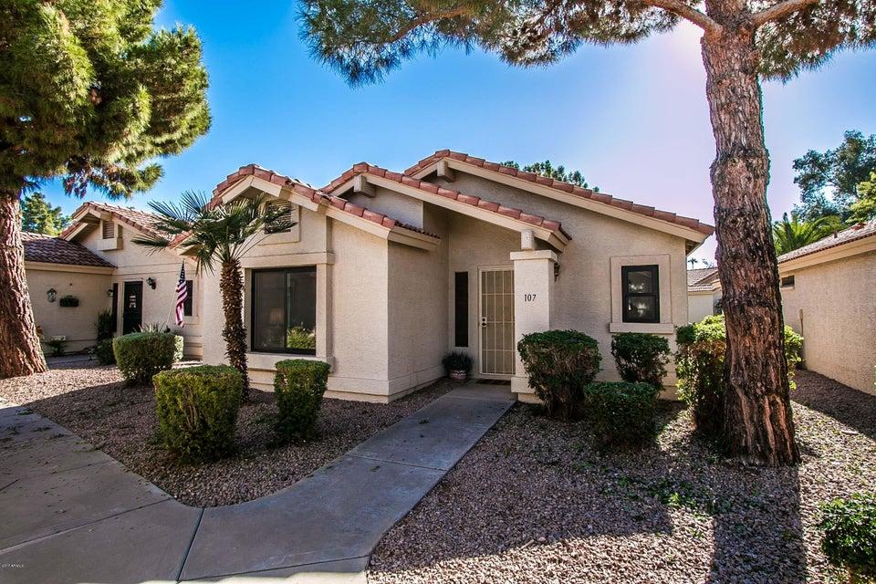 Photo of 1120 N VAL VISTA Drive #107, Gilbert, AZ 85234