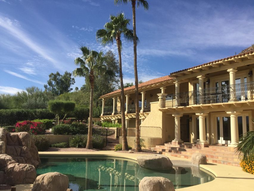 paradise valley real estate homes for sale realtyonegroup com
