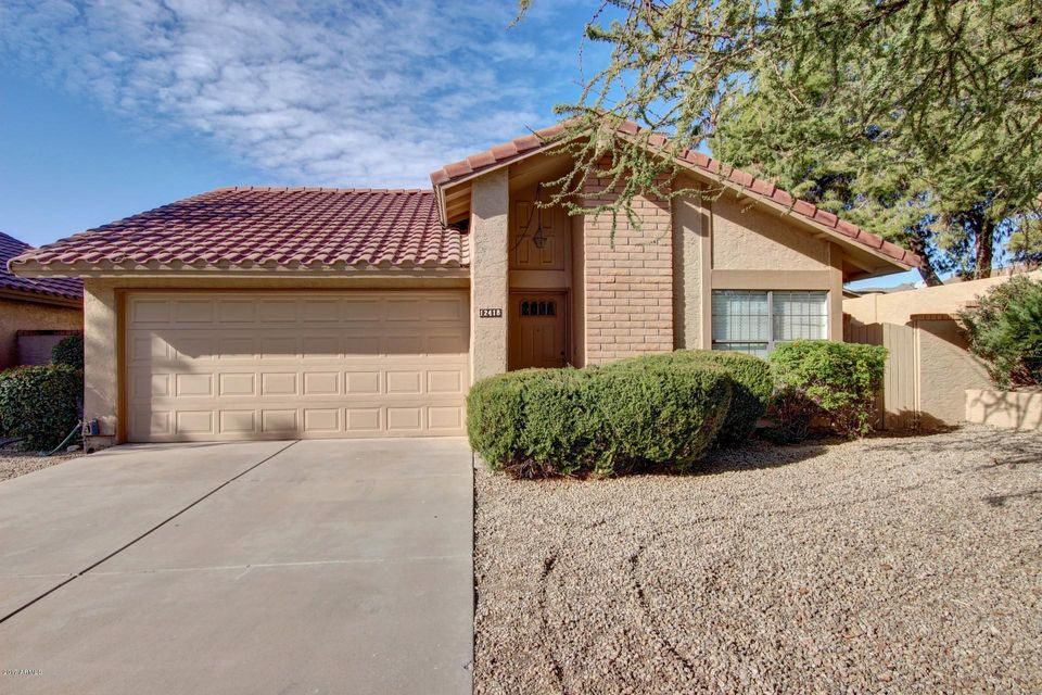Photo of 12418 S ONEIDA Court, Phoenix, AZ 85044