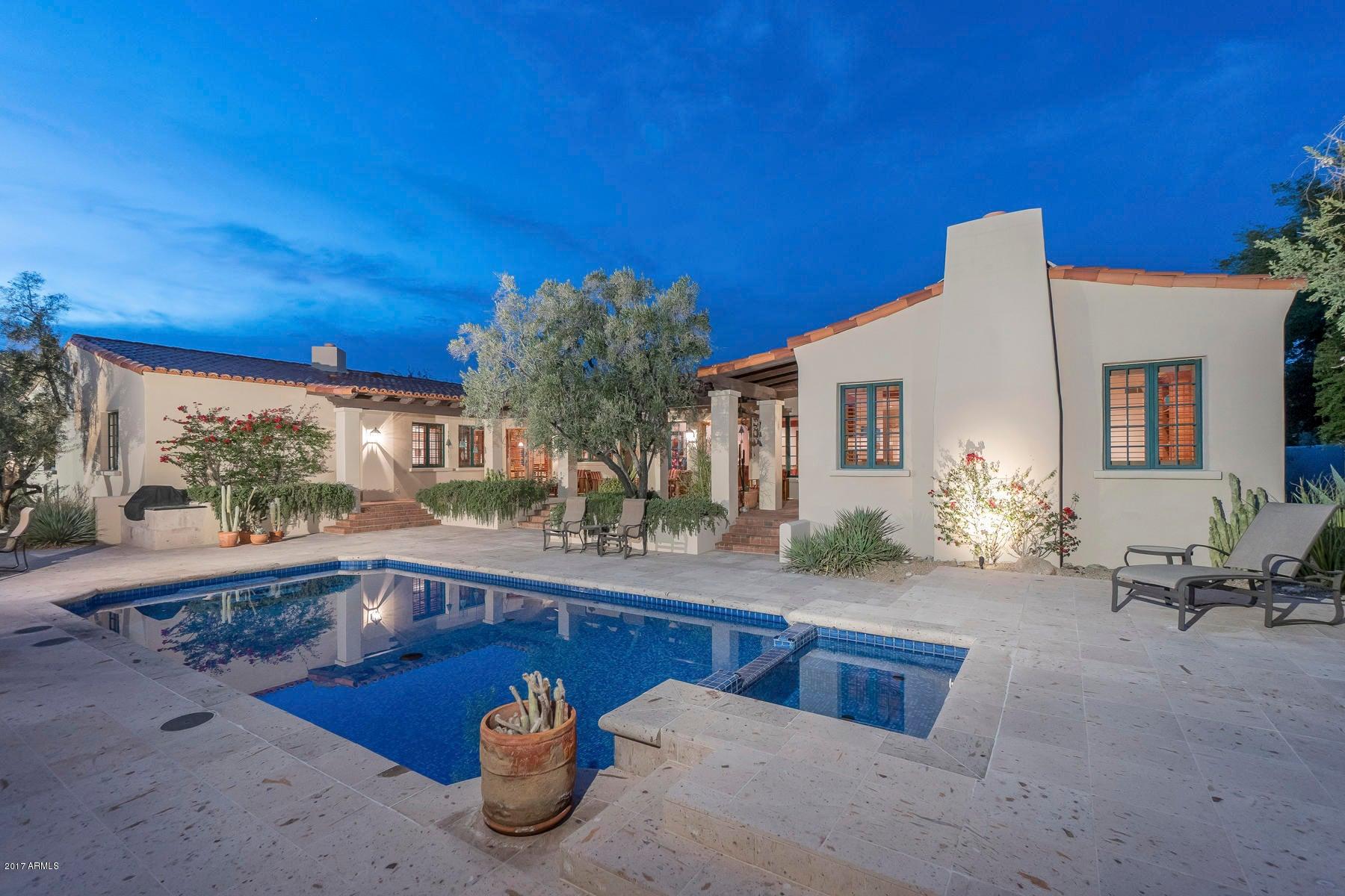 Single Family Home for Sale at 3427 E Rancho Drive 3427 E Rancho Drive Paradise Valley, Arizona,85253 United States