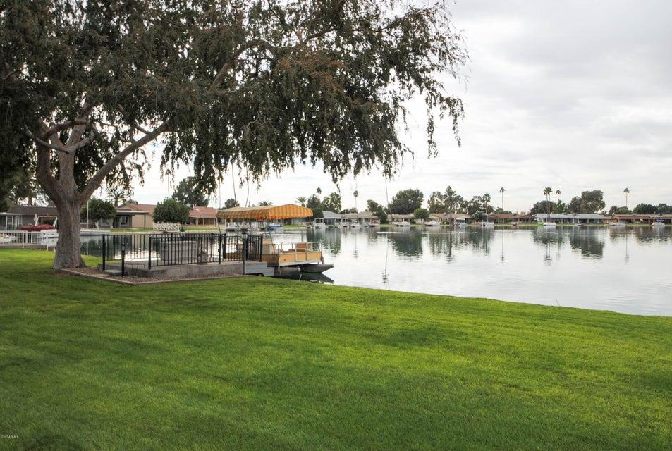 MLS 5689714 13812 N Crown Point, Sun City, AZ Sun City AZ Waterfront