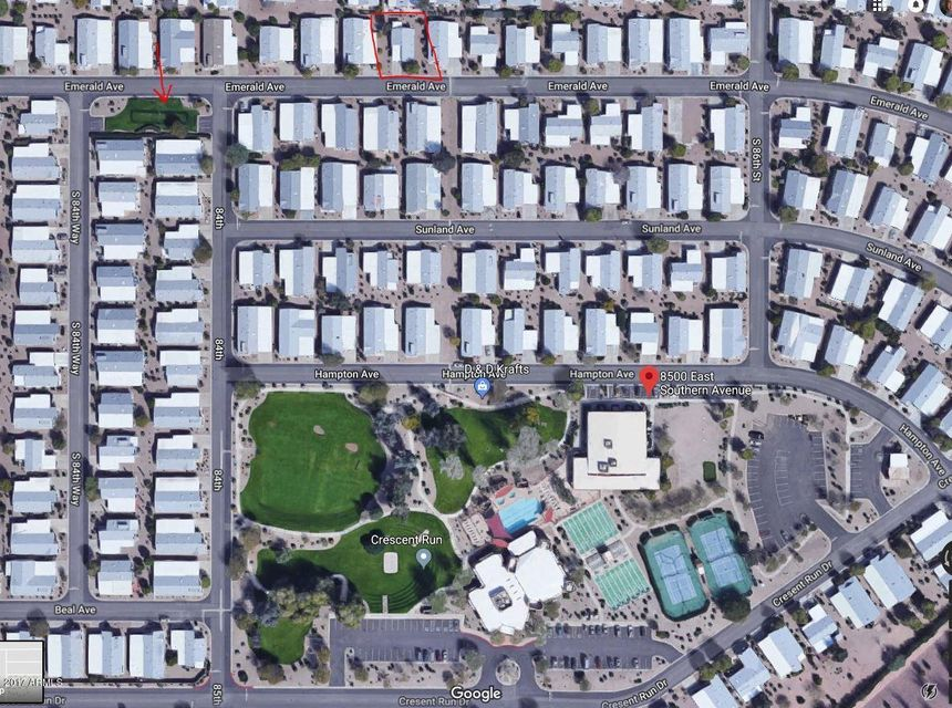 MLS 5690012 8500 E SOUTHERN Avenue Unit 459, Mesa, AZ Mesa AZ Affordable