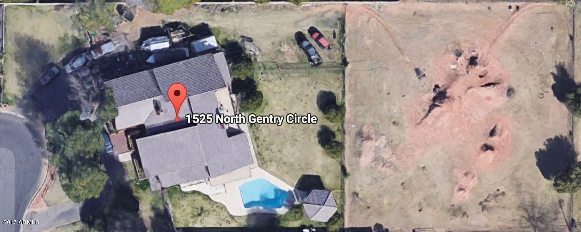 MLS 5690386 1525 N GENTRY Circle, Mesa, AZ Mesa AZ Equestrian
