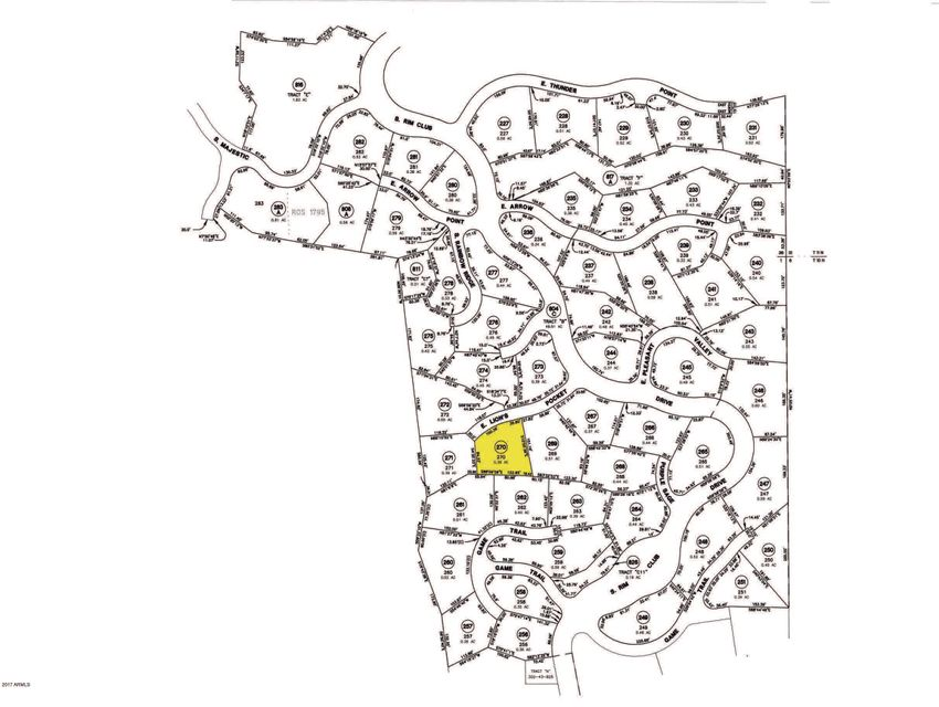 2901 E Lions Pocket Payson, AZ 85541 - MLS #: 5603565