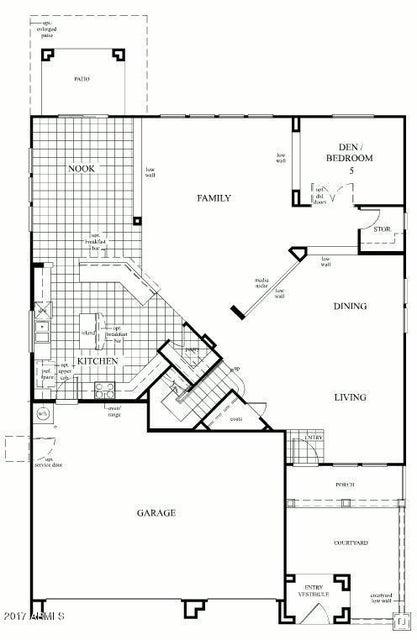 MLS 5692281 3517 E Melody Lane, Gilbert, AZ 85234 Gilbert AZ Cameron Ranch